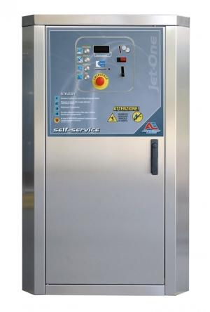 Centres de lavage  TECHNOLOGIE ET STRUCTURE JET ONE